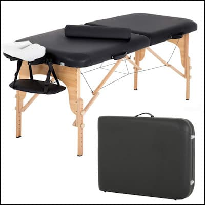 BestMassage Massage Table Massage Bed Spa Bed review