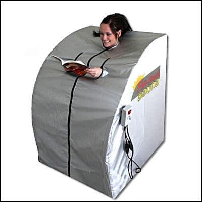 FIR-Real Portable Far Infrared Sauna review