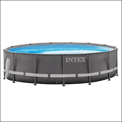 Intex 14ft X 42in Ultra Frame Pool Set review