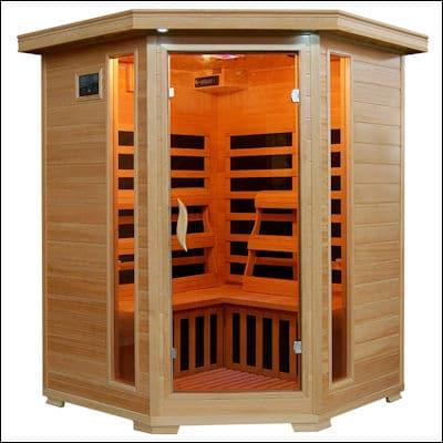 Sante Fe SA2412DX Infrared Sauna review