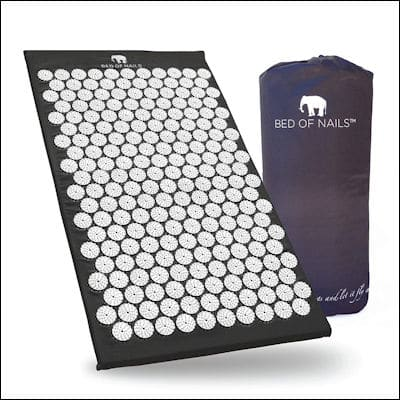 Bed of Nails Acupressure Mat review