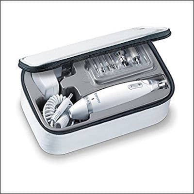 Beurer 10-piece Professional Manicure & Pedicure Home System review