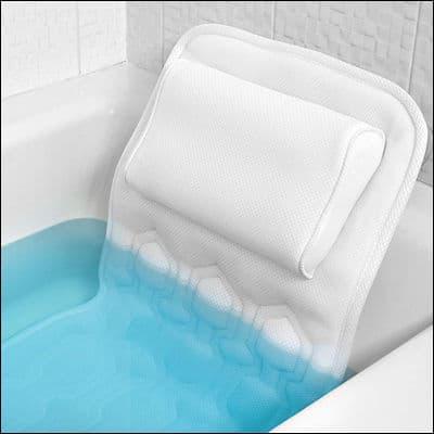 ComfySure Full Body Spa Bath Mattress Pillow review