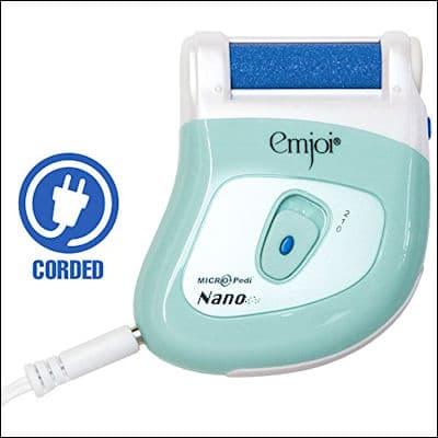 Emjoi Micro-Pedi Nano Callus Remover review