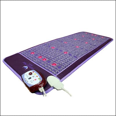 Ereada Far Infrared Amethyst Mat review