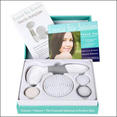 Essential Skin Solutions Microdermabrasion Facial Brush review