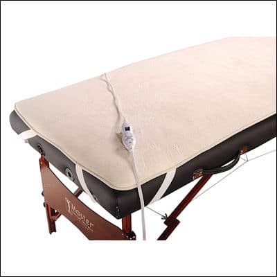 Master Massage Table Warmer review
