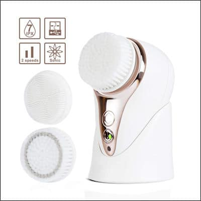 MiroPure Sonic Facial Cleansing Brush review