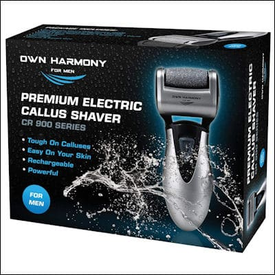 Own Harmony Electric Rechargeable Pedicure Tools review