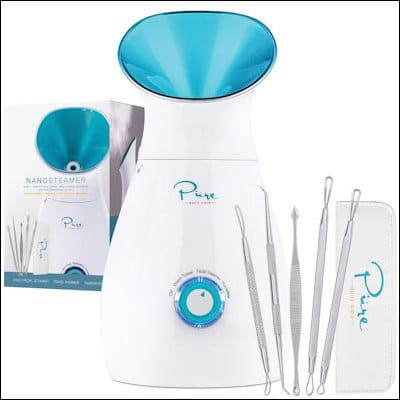 Pure Daily Care NanoSteamer review