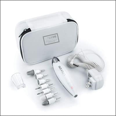 UTILYZE 10-in-1 Professional Electric Manicure & Pedicure Set review