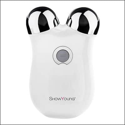 ShowYoung Microcurrent Mini Facial Massager review
