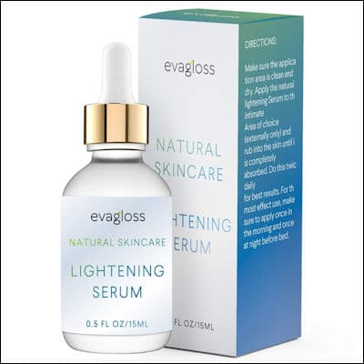 Evagloss Lightening Serum review